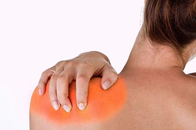 四十肩、肩の痛み